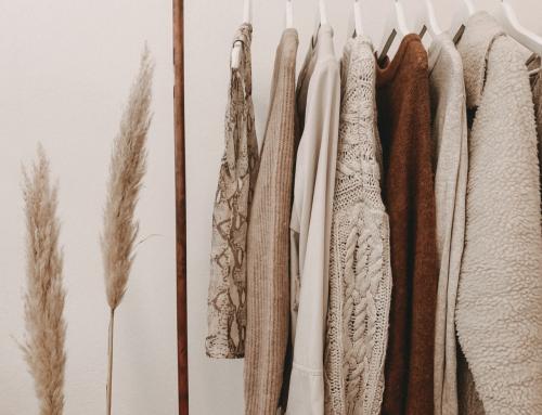8 Consejos para llevar la sostenibilidad al armario